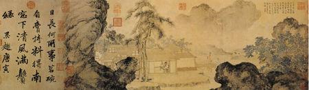 唐寅茶畫中的茶藝思想