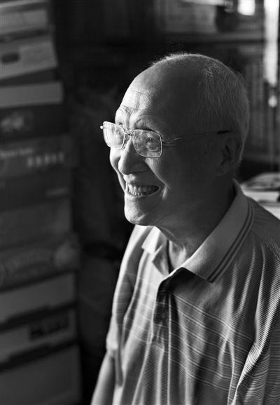 86岁翻译家王智量:这是讲条件的社会 但人应掏出良心(姜妍)