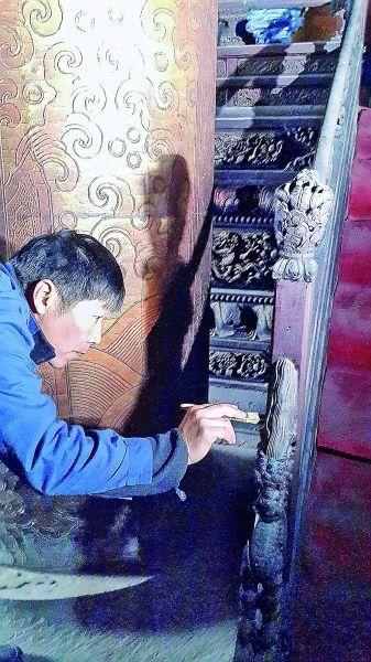 棉签手工制作房子步骤