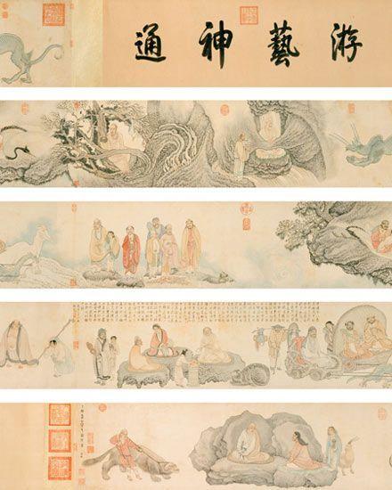 专家总结中国古代书画收藏10要决图片