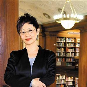 ▲哥伦比亚大学终身人文讲席教授刘禾。 (受访者供图)