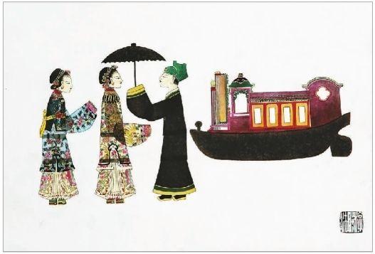 在一些高等美术学院,插画是非常重要的专业方向。插画艺术的社会功能非常明确,直接服务于文学作品的传播与解读。因此它往往是文学作品的一个重要组成部分,优秀插画的出现能够给文学作品增光添彩。中国古代明清小说的出版者就已经非常知晓插画对作品发行的作用,各种精美的画本小说常常成为艺术市场的宠儿。在服务于文学的过程中,插画艺术也逐渐发展成为了一种独特的视觉艺术样式,具有了自己特有的创作手法、审美传统、艺术魅力。我小时候就曾经被《封神演义》 《西游记》 《红楼梦》等经典名著中的精美贴切的插画所吸引。那些大家之作将小