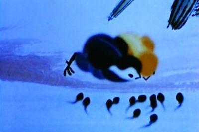 《小蝌蚪找妈妈》(1960年)截图-水墨动画为何情怀难续