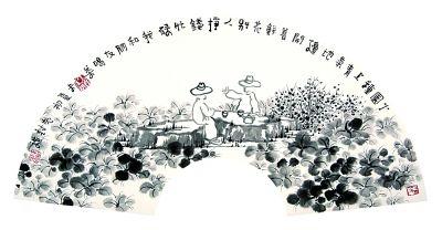 老树画画_中国作家网
