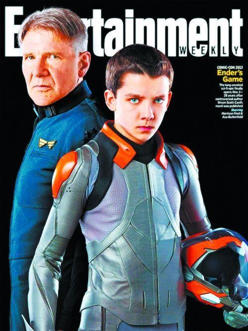 《安德的游戏》是哈里森·福特继出演《星球大战》3