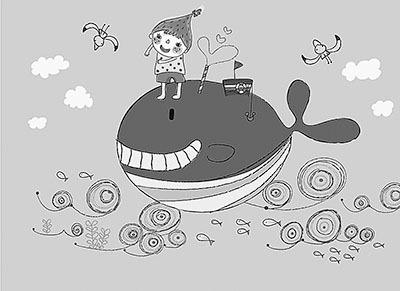 儿童图画书:外来的和尚会念经?