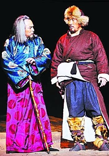 天津人艺话剧《红旗谱》今登首都剧场——使历史与当代对话叙农民和