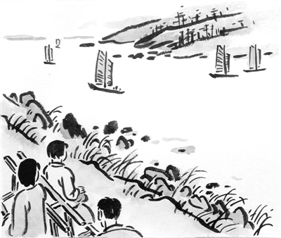小学生改革开放四十周年简笔画-小难民自述 有一种力量叫 生于忧患