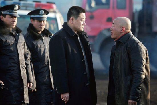 电影《警察日记》在京首映 - 功不唐捐斋主 - 公安文学网(双语编织)